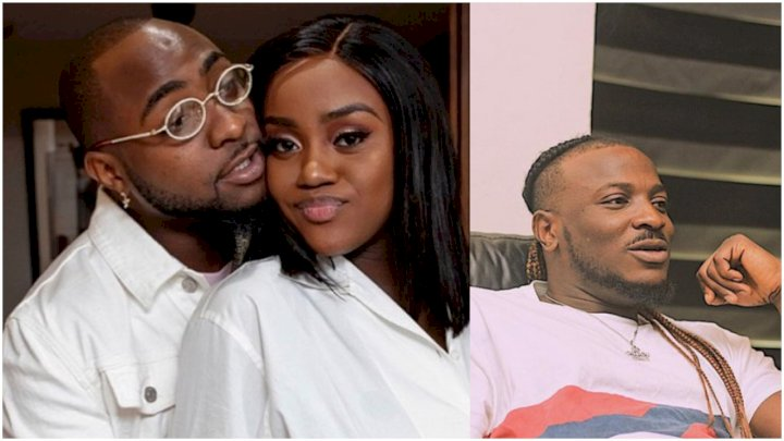 I did not have sex with Davido's Chioma - Peruzzi