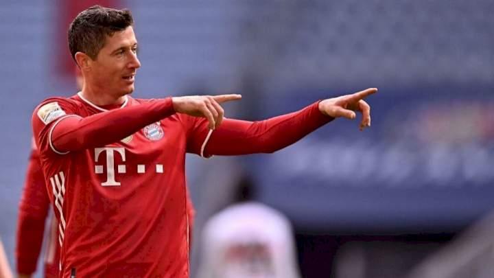 Ballon d' Or: Lewandowski rates his chances of winning award ahead of Messi, Jorginho