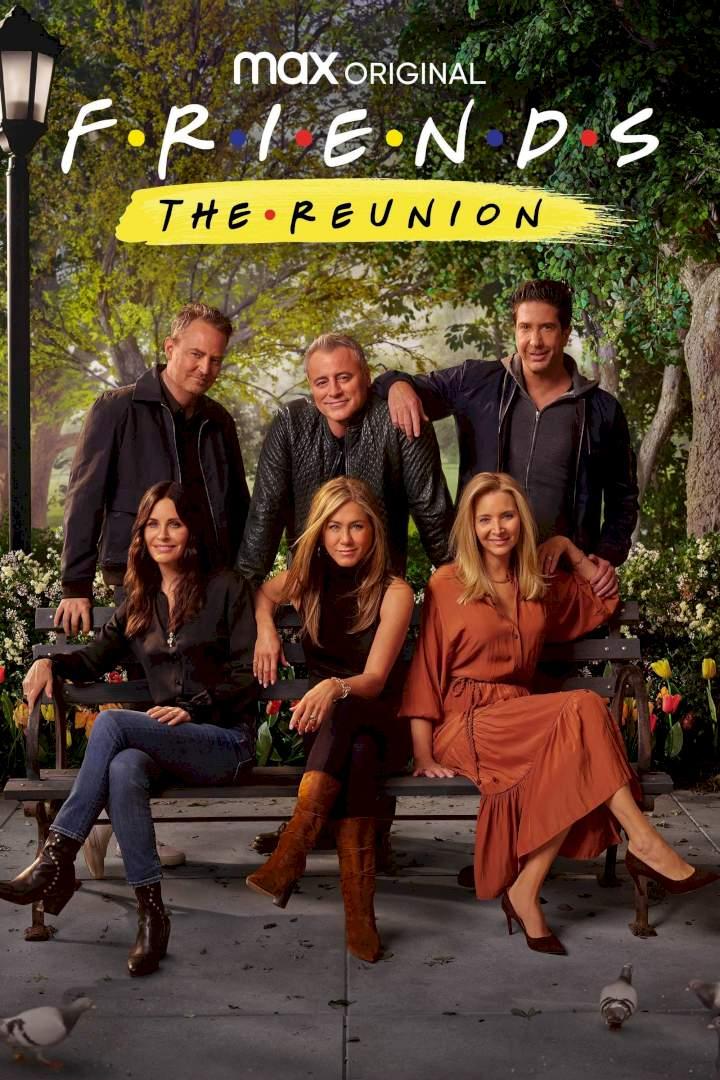 Movie: Friends: The Reunion (2021)