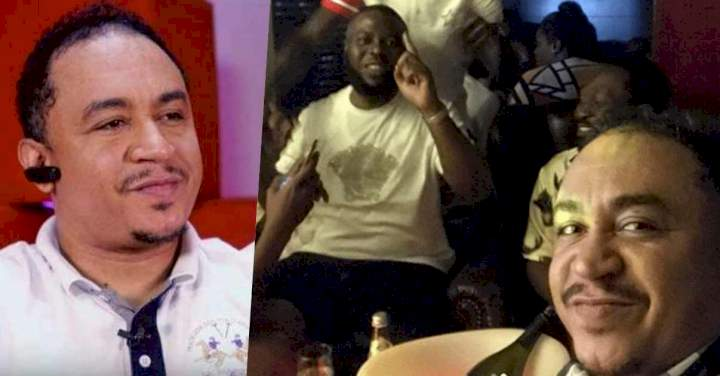 """""""FBI should dare me"""" - Daddy Freeze slams those questioning his association with Hushpuppi (Video)"""
