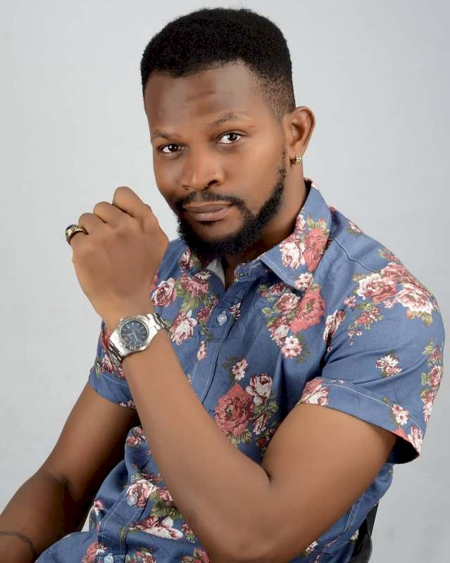 """""""Is Buhari paying me for being a celebrity?"""" – Uche Maduagwu cautions fans who beg him for money (Video)"""