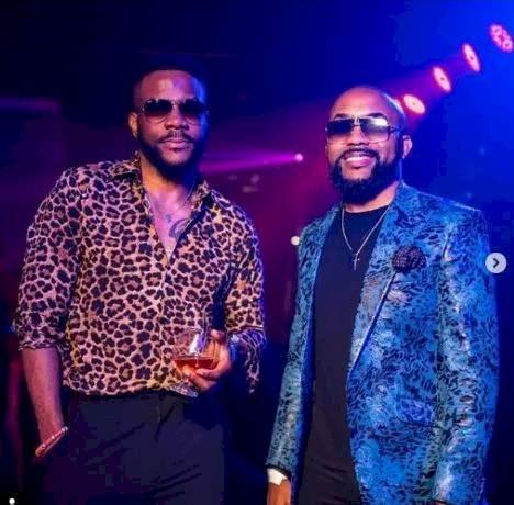 """If you weren't my friend, jealousy would have killed me"" - Banky W celebrates with Ebuka Obi-Uchendu on his birthday"
