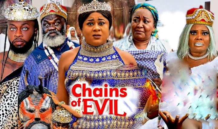 Chains of Evil (2021)