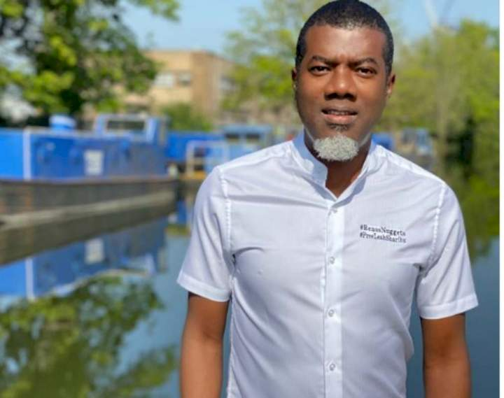 """""""Never set out to make money from your customers"""" - Reno Omokri warn entrepreneurs"""