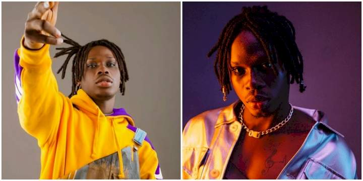 Fireboy DML reveals the unknown about his heartbreak songs