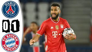 Paris SG 0 - 1 Bayern Munich (Apr-13-2021) UEFA Champions League Highlights