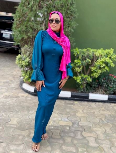 """""""Nigerian single dads can't take care of their child"""" - Actress, Adunni Ade (Video)"""
