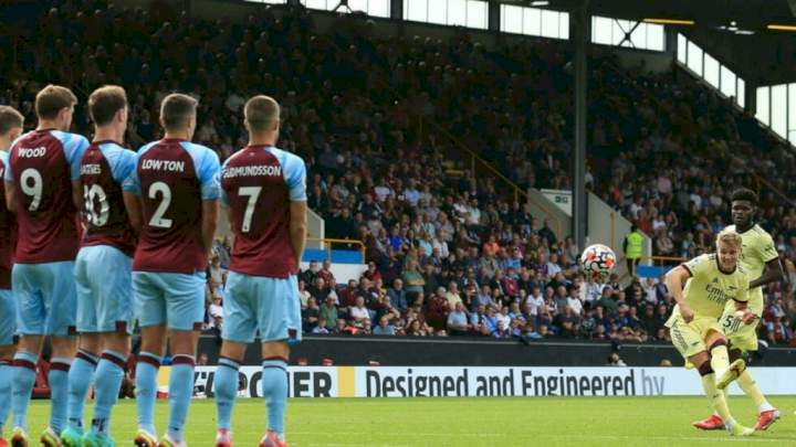 FA opens investigation after Arsenal's 1-0 win at Burnley
