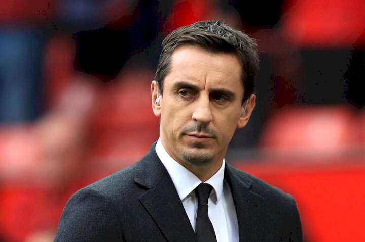 EPL: Solskjaer doesn't trust Pogba, two other Man Utd players - Gary Neville