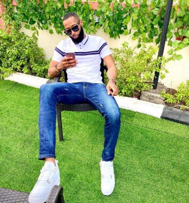 Tochi reacts after fans dragged him and chose N40million over him