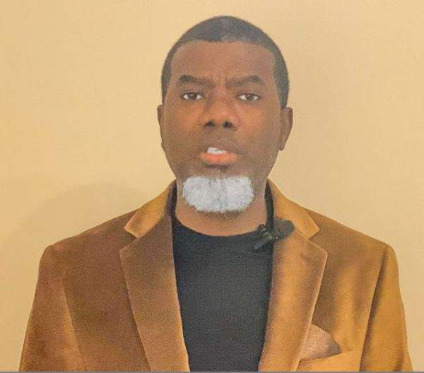 Reno Omokri reacts after lady accused him of asking her out in 2014 (Video)