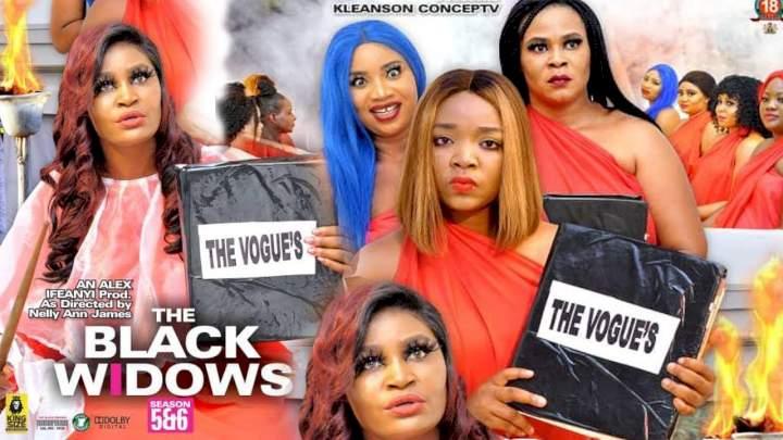 The Black Widows (2021) Part 5