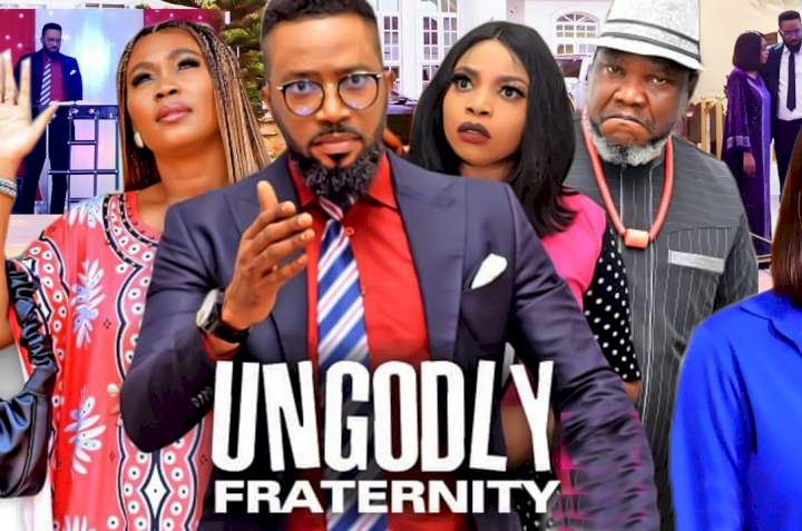 Ungodly Fraternity (2021)