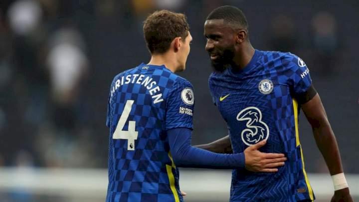 EPL: Chelsea eye three defenders as Rudiger, Christensen's replacements