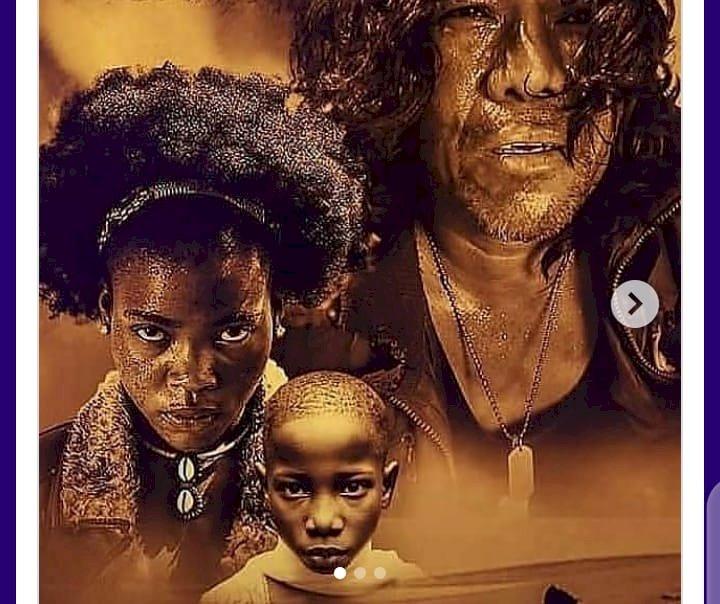 "10-year-old Emmanuella debuts in an Australian action movie, ""Survive or Die"""