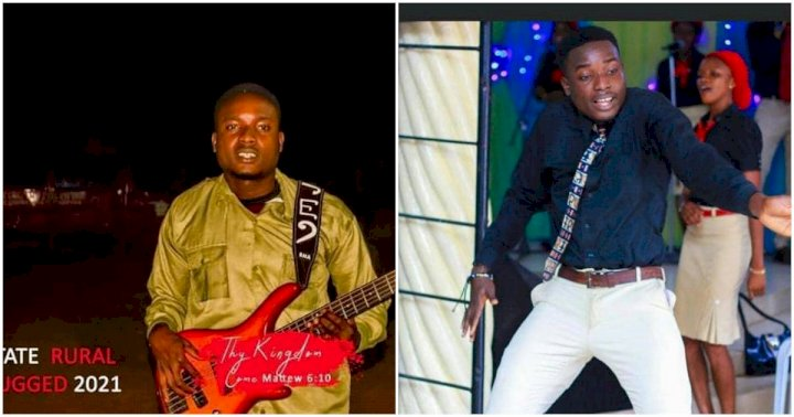 Popular guitarist died while performing during a praise and worship session in church