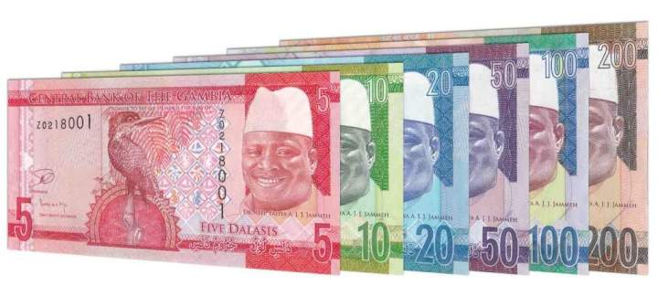 CBN to print Gambian Currency