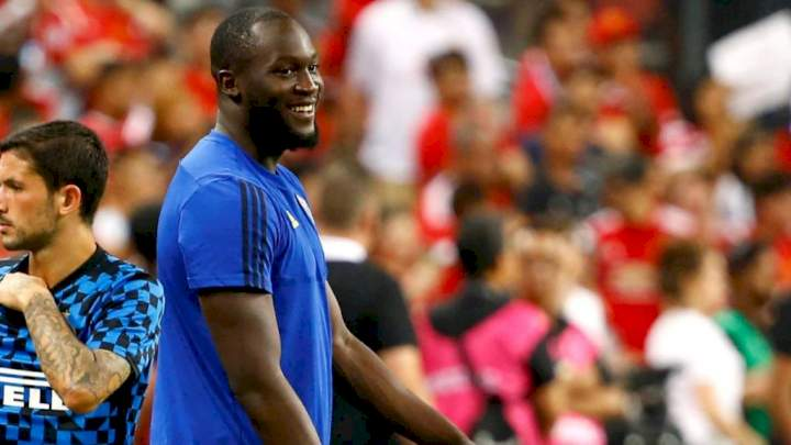 EPL: Lukaku reveals manager that made him complete player