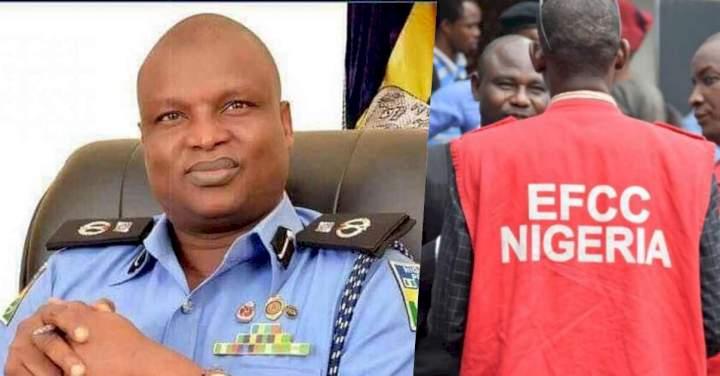 EFCC speaks on arresting Abba Kyari over alleged dealings with Hushpuppi