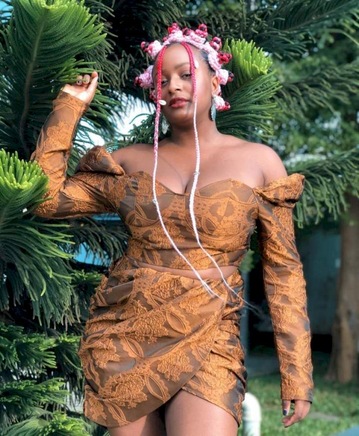 DJ Cuppy laments after being told to pay $3,636.36 for a portrait of herself