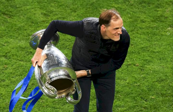 Thomas Tuchel signs Chelsea contract extension as Blues tie manager down until 2024 after Champions League glory