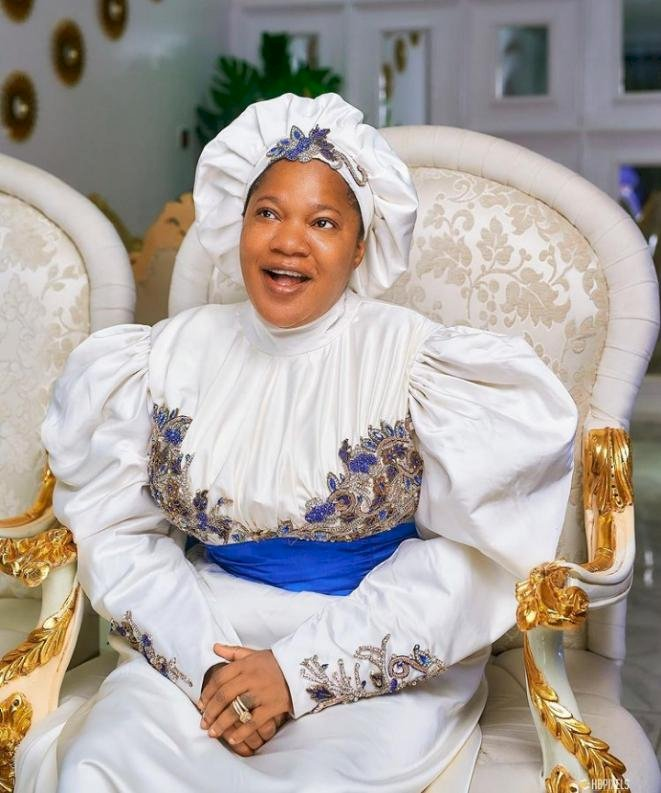 Toyin Abraham reacts after fans criticized her movies