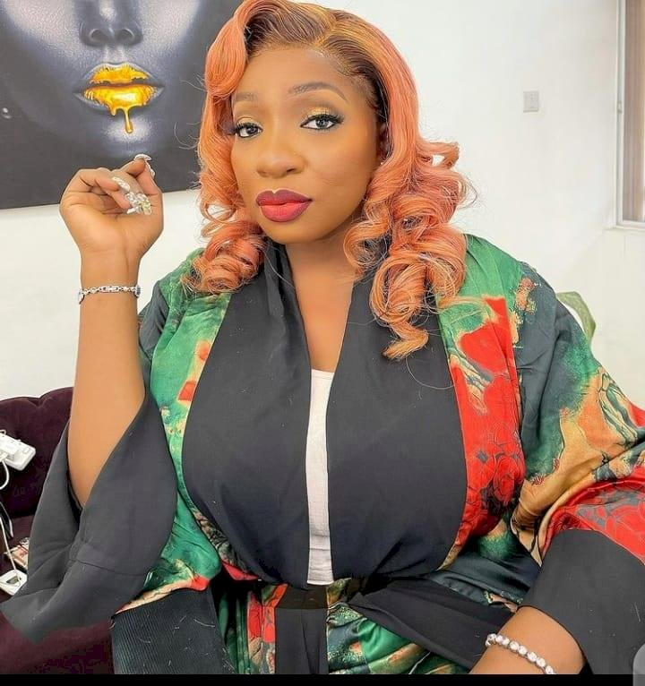 Actress, Anita Joseph slams her colleagues who go to 'babalawo' to compete with her