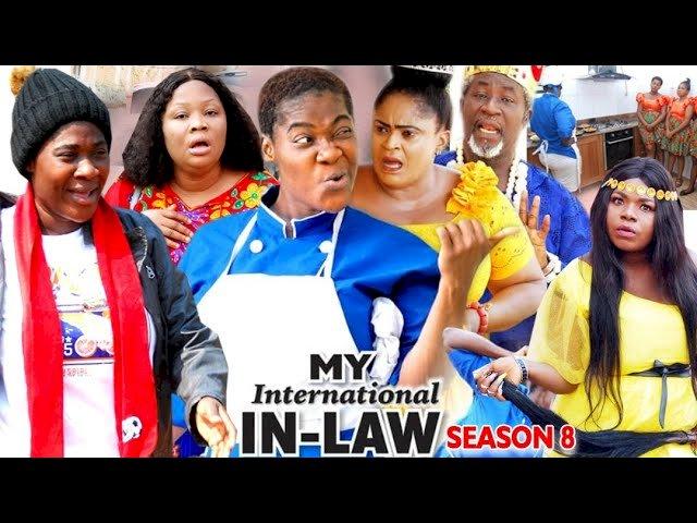 My International In-Law (2021) Part 8