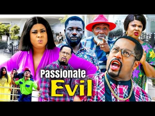 Passionate Evil (2021) Part 4