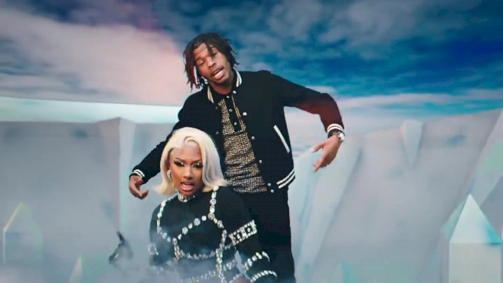Lil Baby - On Me (Remix) [feat. Megan Thee Stallion]