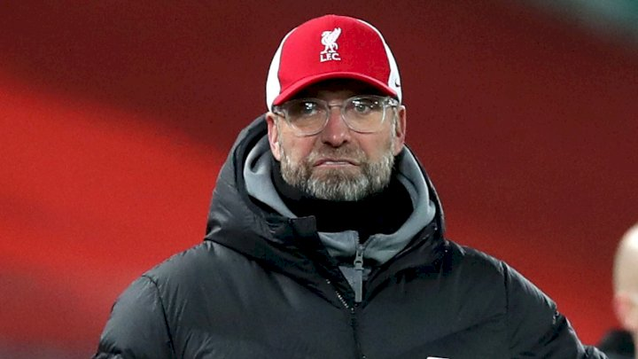 EPL: Klopp to offload three senior Liverpool players