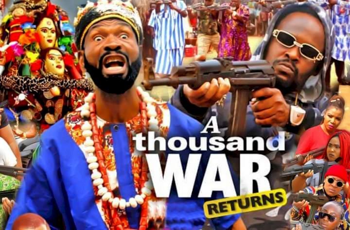 A Thousand War: Returns (2021)