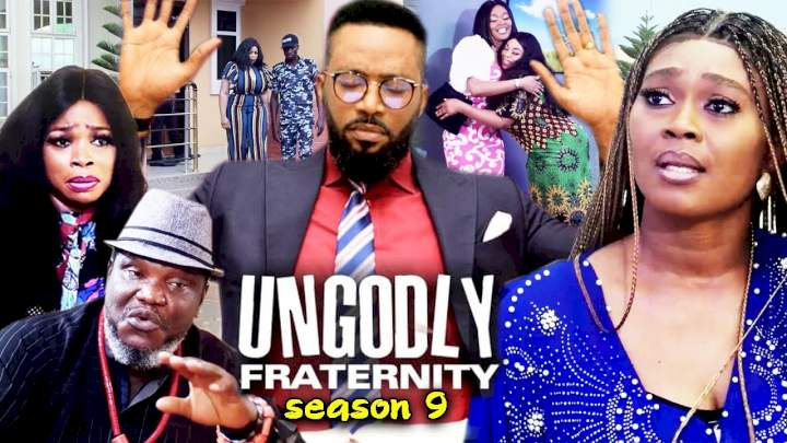 Ungodly Fraternity (2021) Part 9