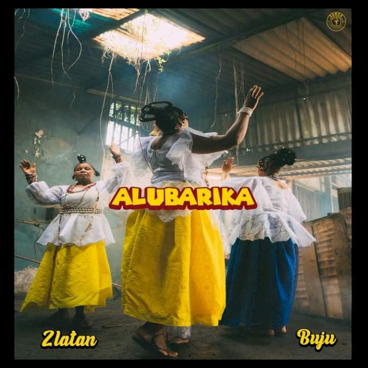 Zlatan - Alubarika (feat. Buju)