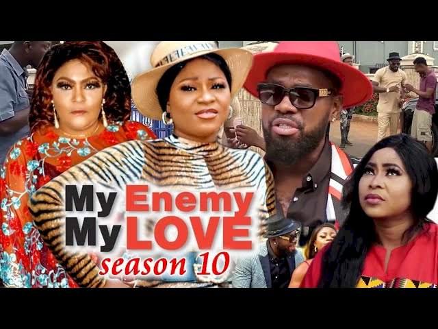 My Enemy My Love (2021) Part 10