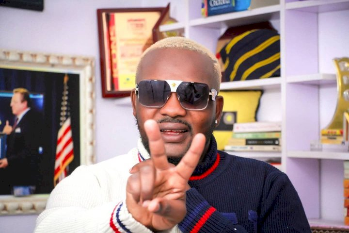 """""""Davido was accused of murder and I never attacked him for it"""" - Actor, Yomi Fabiyi fires back (video)"""