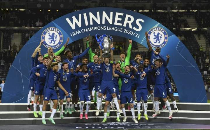 Champions League stage draw seeds confirmed as Chelsea win final against Man City