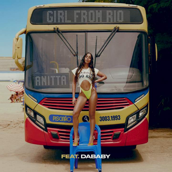 Anitta - Girl From Río (feat. DaBaby)