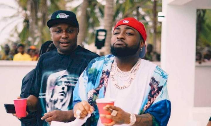 Isreal DMW reveals reason he won't stop respecting Davido despite age difference