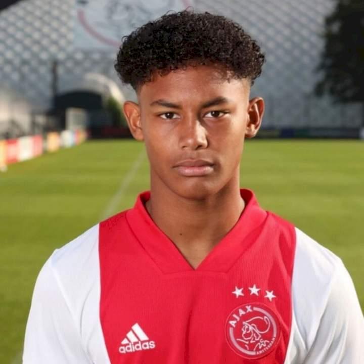 Ajax's Noah Gesser is dead, Real Madrid react
