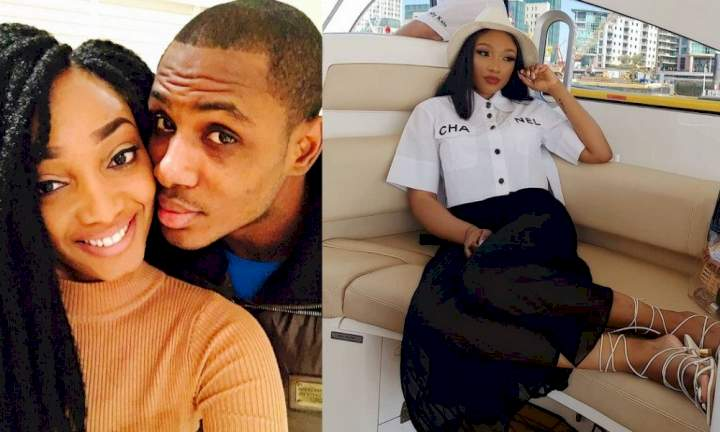 Jude Ighalo's wife, Sonia, congratulates him on the birth of his baby from another woman
