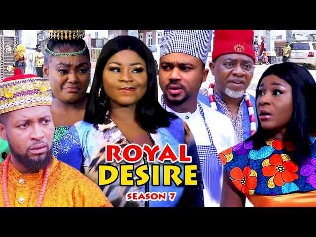 Royal Desire (2021) Part 7