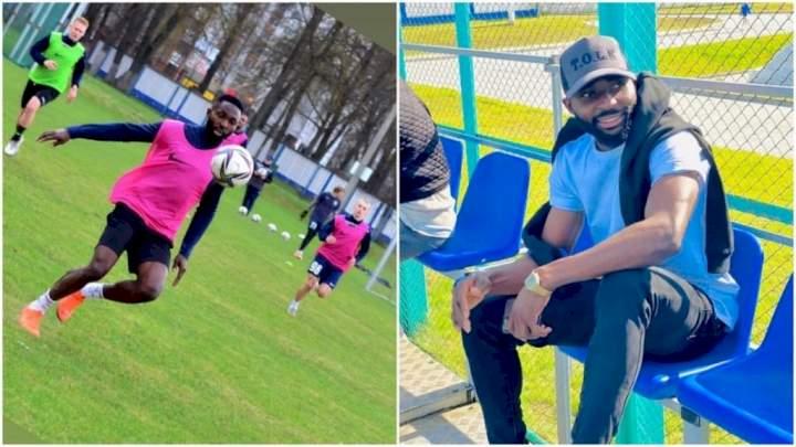 Nigerian footballer, Kelvin Odenigbo drowns in Belarus