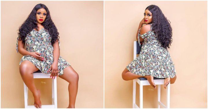 """""""Normalize taking pictures without turning your back"""" - Actress, Uche Ogbodo tells ladies"""