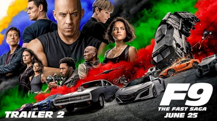 "The New Trailer for ""Fast & Furious 9"" Will Leave You Speechless (Watch)"