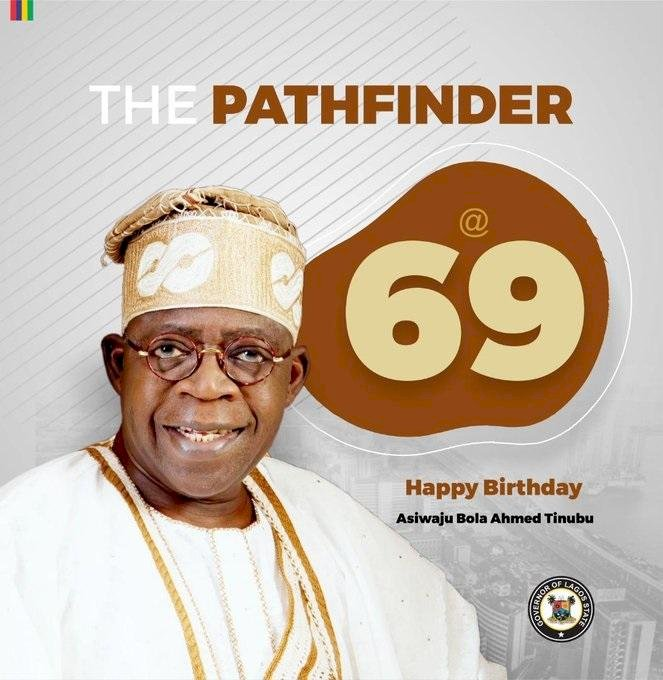 Wikipedia locks Bola Tinubu's page after his age was tampered 84 times