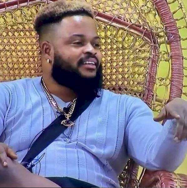 BBNaija: Whitemoney finally reveals the 'special thing' that attracted him to Jackie B (Video)