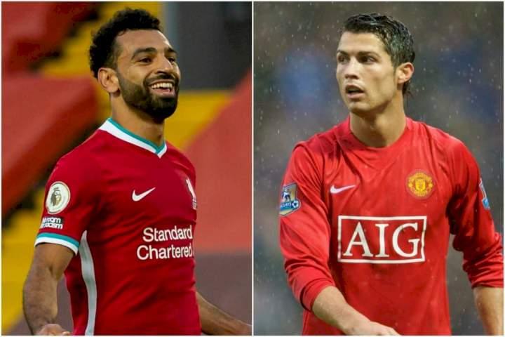 Ronaldo, Salah fight for Premier League prize