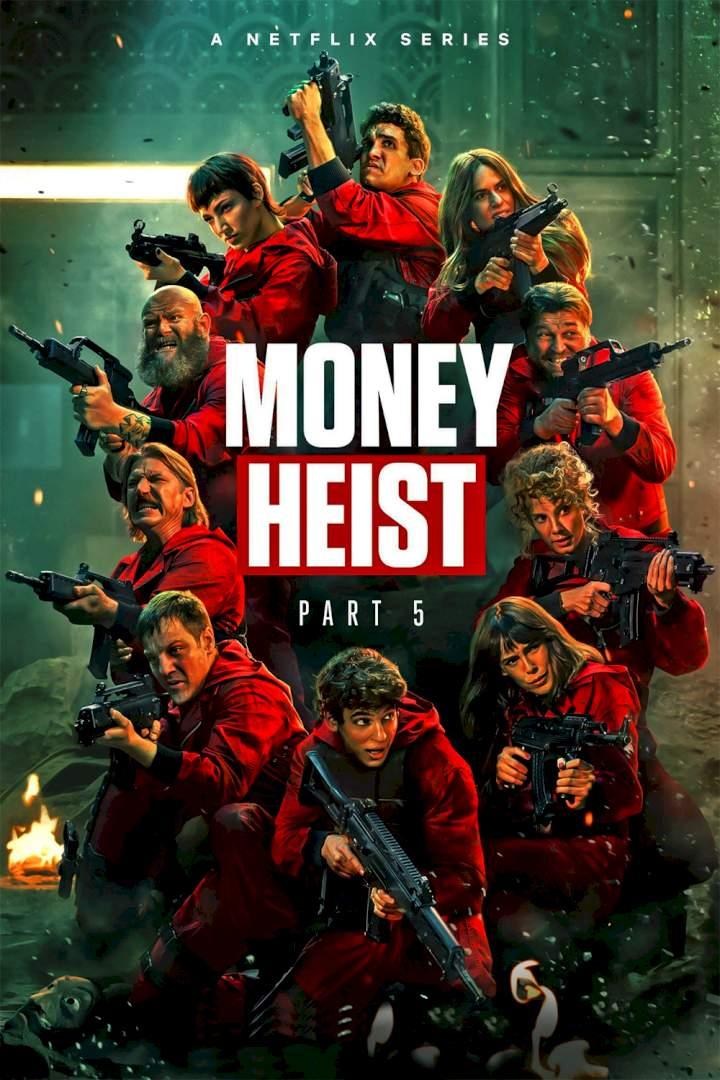 Money Heist Season 5 Episode 1