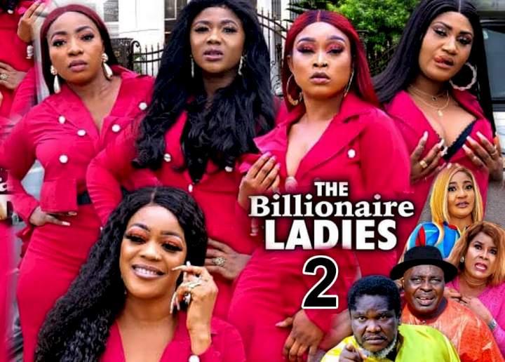 The Billionaire Ladies (2021) Part 2
